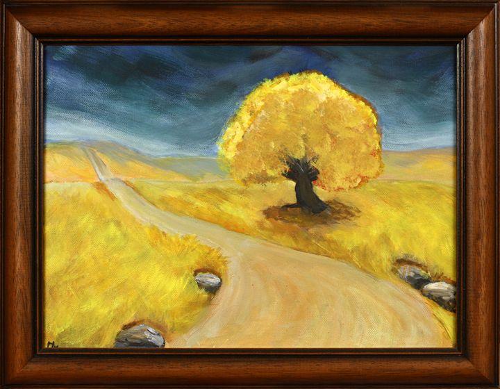 Endless road - Mortreux Art
