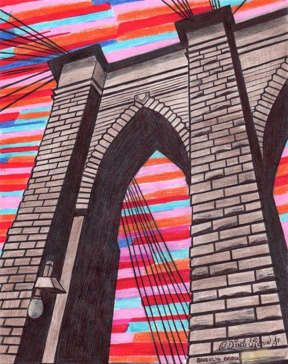 Brooklyn Bridge - odinel pierre