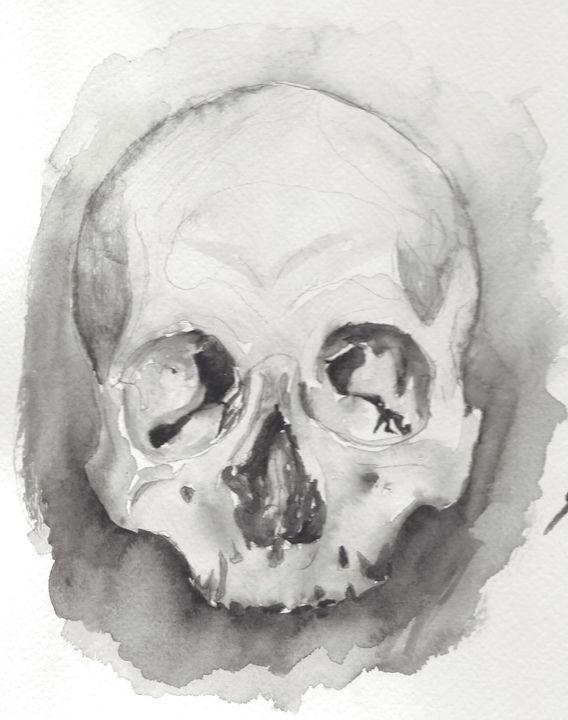 Skull - Caleb Smith