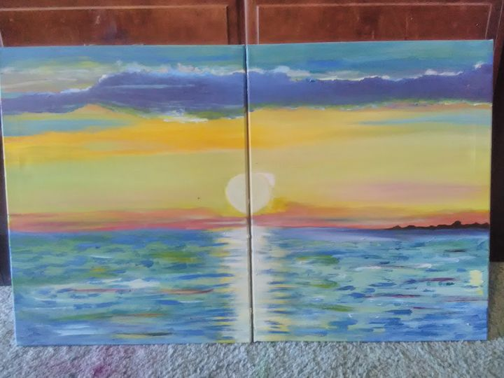 Flroida sunset - Blaine Melanson