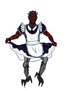 Maid Outfit Maul