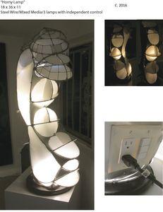 Horny Lamp
