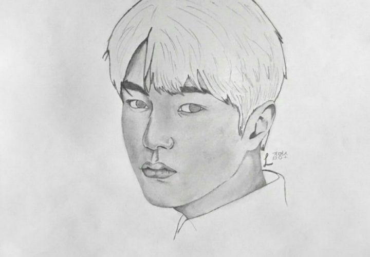 Portrait Drawing - nsart