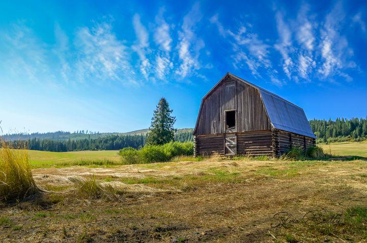 The Barn - Sylvia Beatty