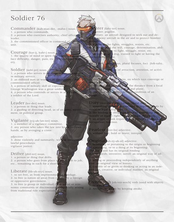 Soldier Definition - Corey Watson