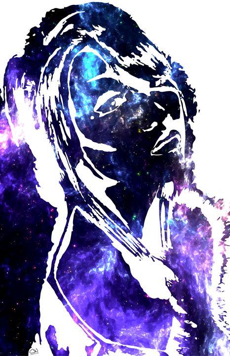 Galactic Geisha Dos - Corey Watson