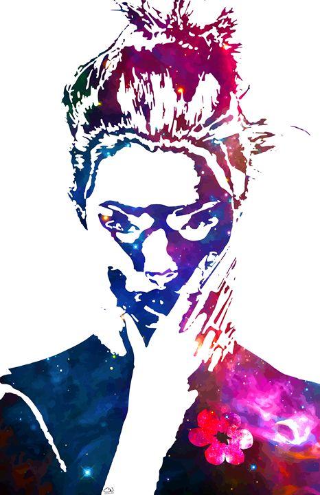 Galactic Geisha Tres - Corey Watson