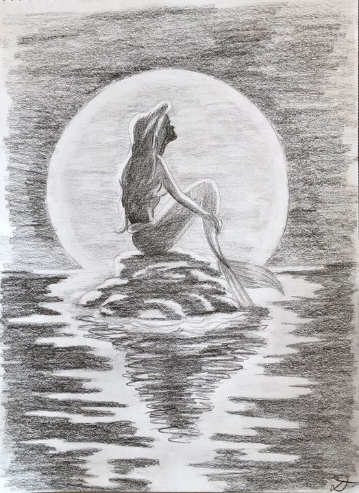 The little mermaid - Dominika