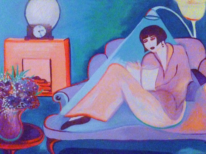 Louise Reading - janice birks