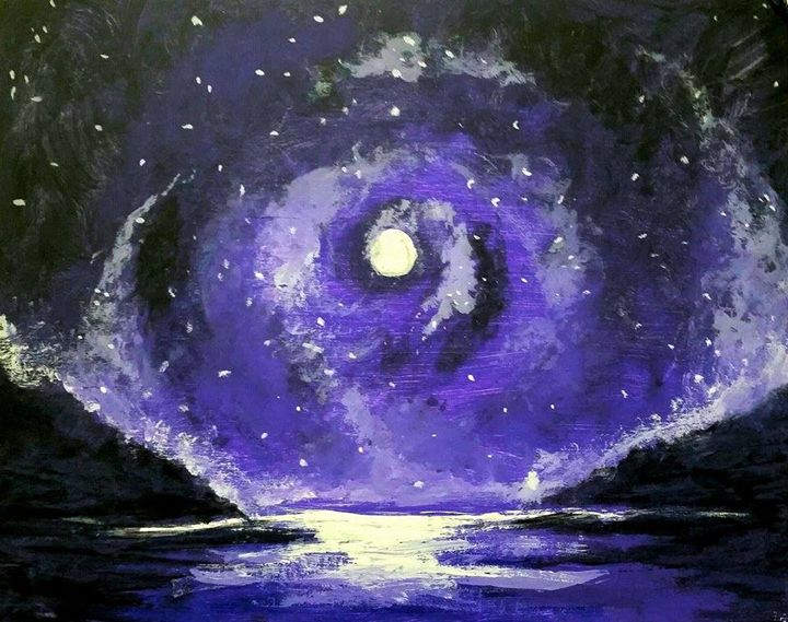 Violet Night - Taylor Wallace