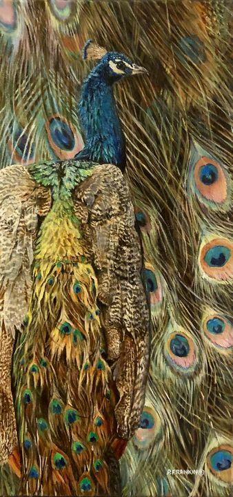 Colours of beauty - The Art of Paul Rankin