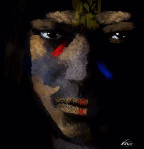 Guerrier Maasai - Natoo