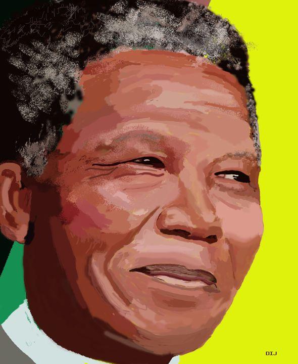 Nelson Mandela - David I. Jackson