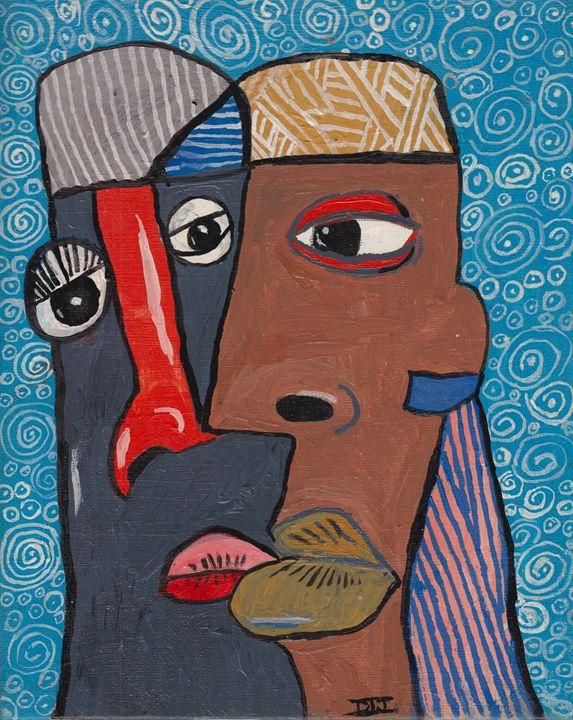 The Kiss - David I. Jackson