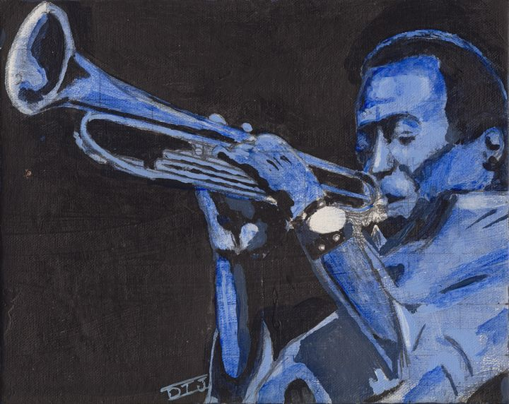 Blue Miles - David I. Jackson