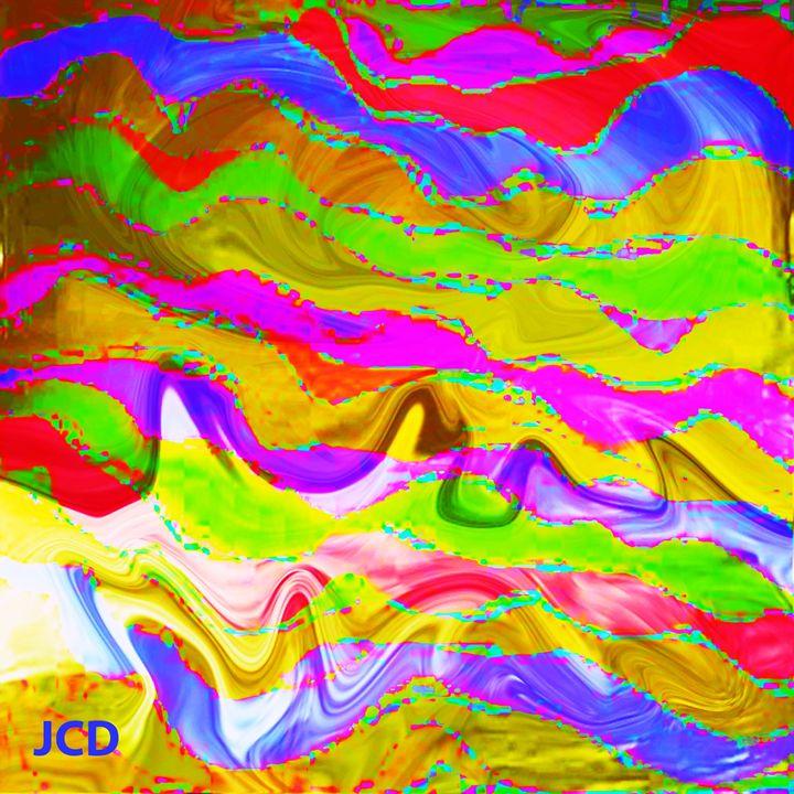 Waves in heaven - Jean-Claude Delhaise