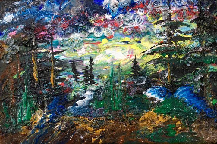 Enchanted Forest - Yustyna Klish