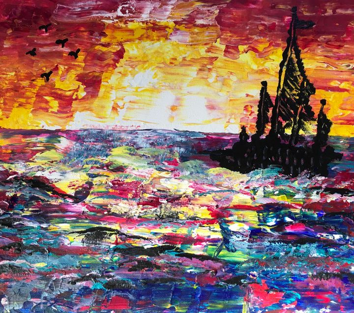 Turbulence - Yustyna Klish