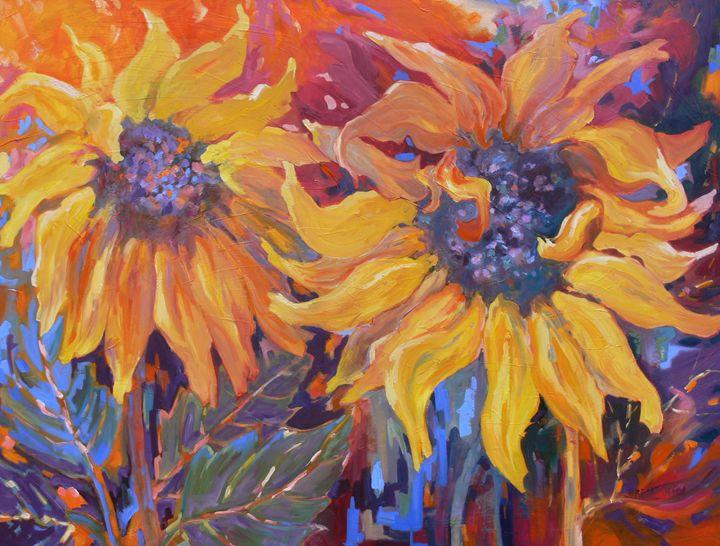 sunflowers - ArtByTeresa