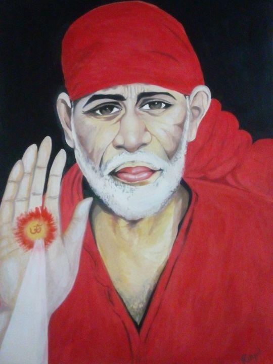sai baba - royal bhatia