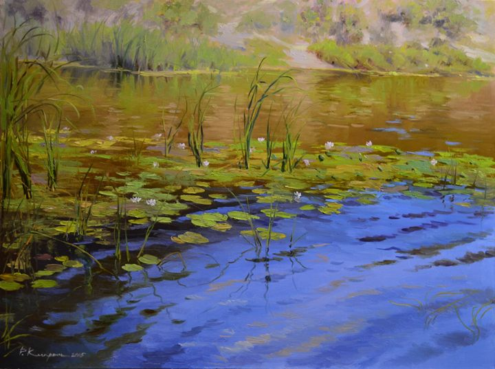 The river lilies - Kiprich