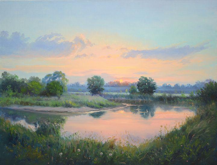 Quiet evening - Kiprich