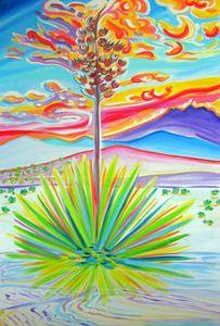 Enchanted Yucca