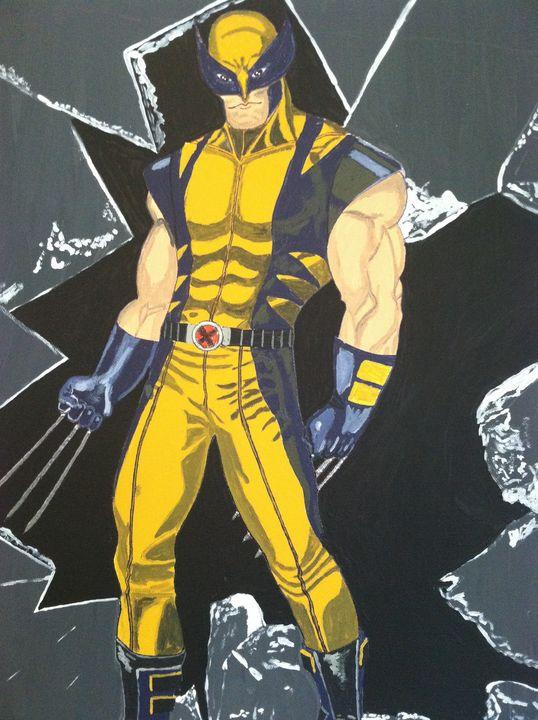 The Real  X   MAN - J.Clay Originals