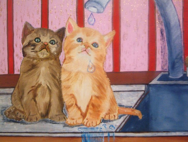 1..  2 ..    DRIP   KITTENS - J.Clay Originals