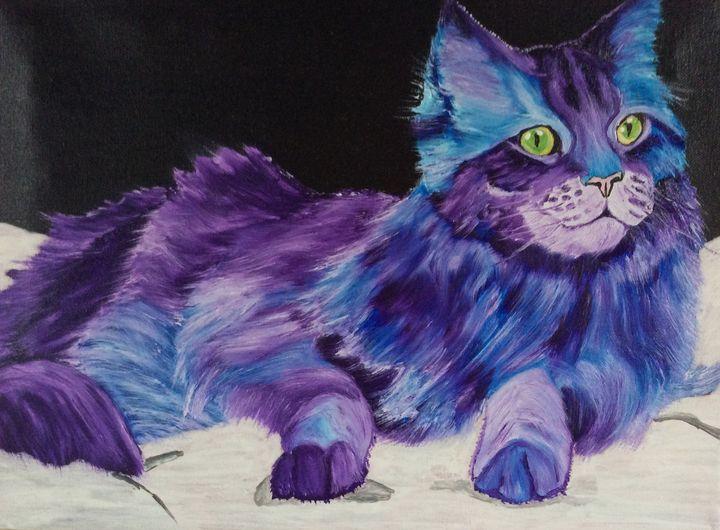 BIRMAN CAT  JUST RESTING - J.Clay Originals