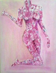 Pretty in Pink - Gerry Nelson