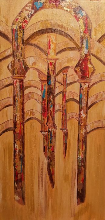 Mezquita - Gerry Nelson