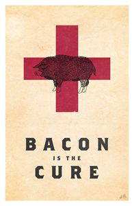 Bacon is the Cure
