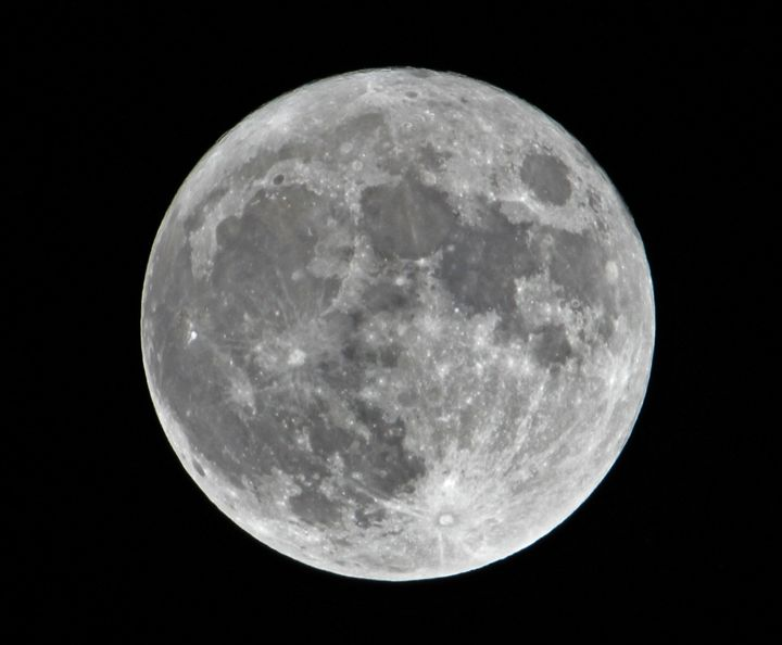 Full Moon - PictureNC