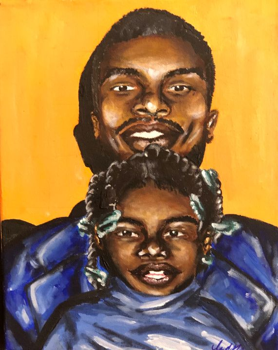 Fathers & Daughters - Melanin