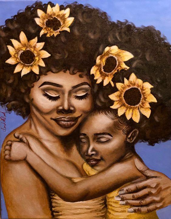 Sunflowers - Melanin