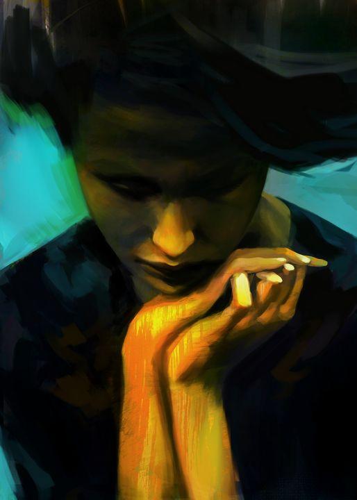 Silence - Vayn Art
