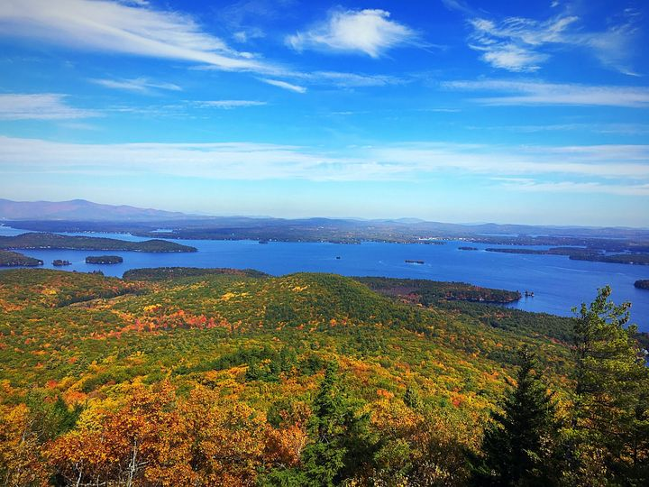 View from Mountain - Katie Wagner Photography