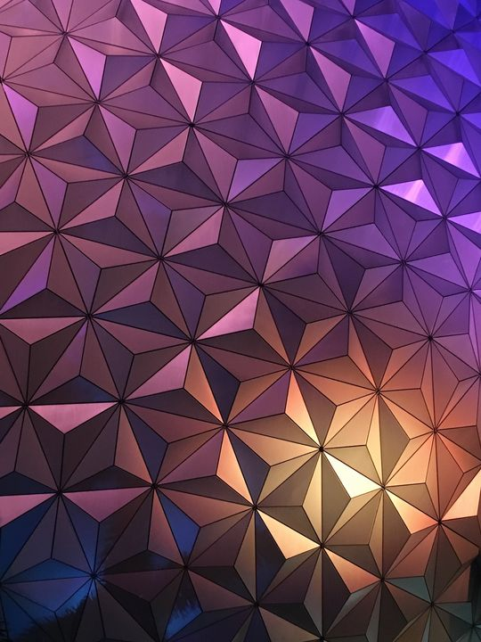 Epcot by Night - Katie Wagner Photography