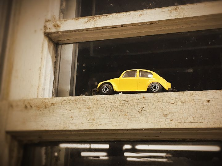 Toy Car - Katie Wagner Photography