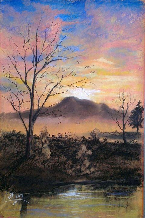Sunset - Khyber Hashimi