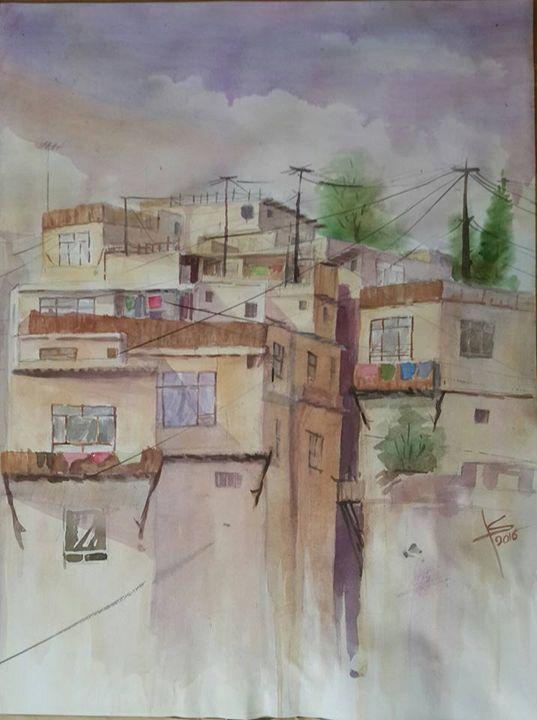Dehmazang - Khyber Hashimi