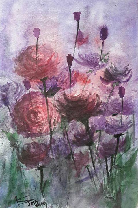 Roses - Khyber Hashimi