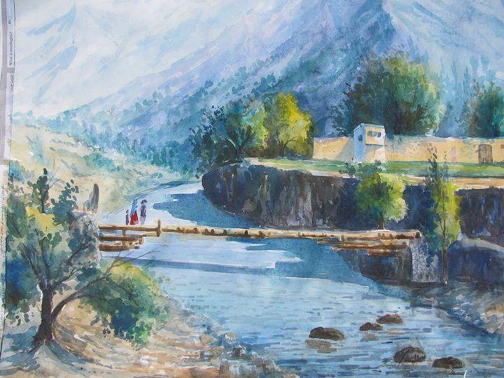 Nooristan - Khyber Hashimi