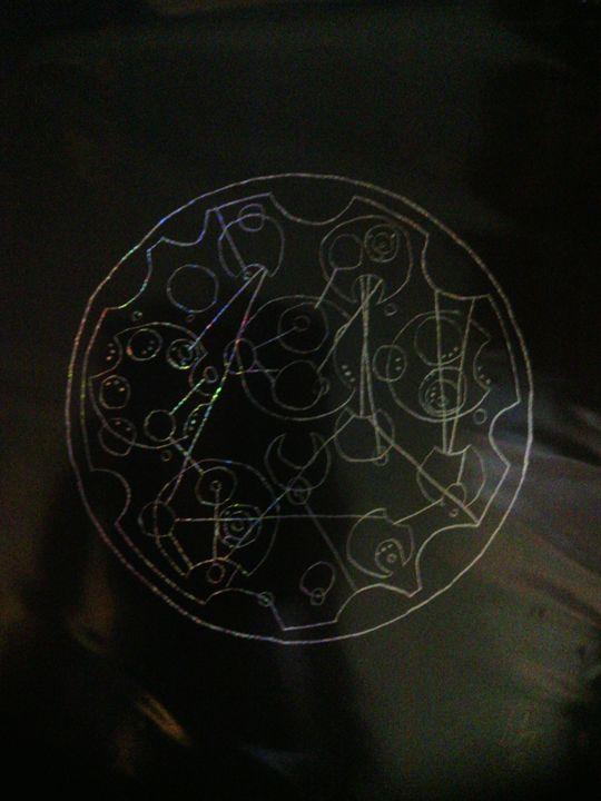 Holographic Gallifreyan Text - Scraperfun
