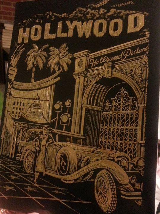 Hollywood - Scraperfun