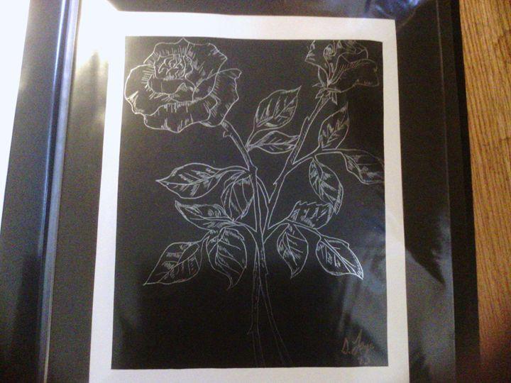 Silver Rose - Scraperfun