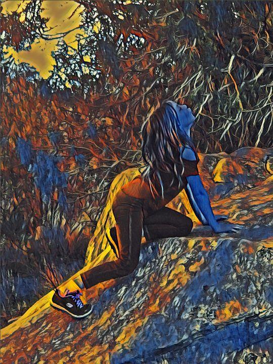 Hiker's Howl - Alice Vo
