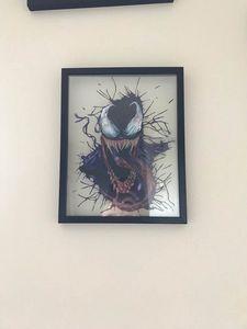 Venom Transparent framing