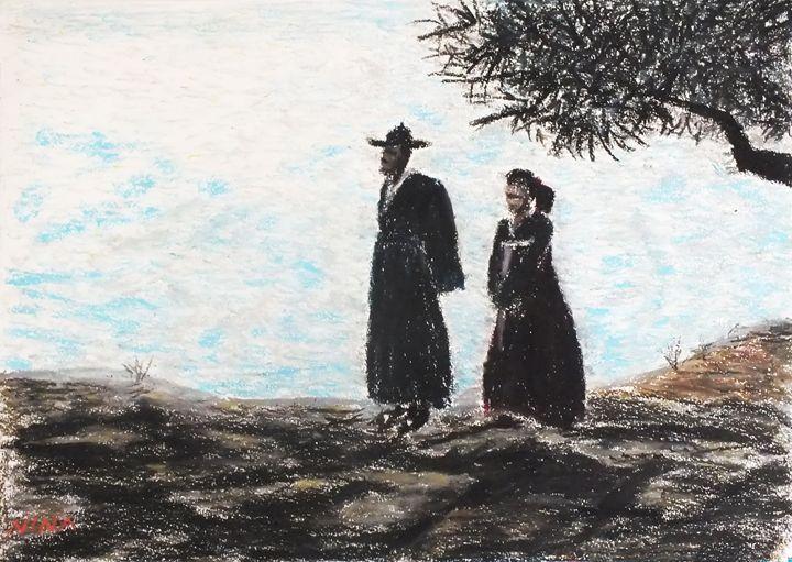 Jang Geum in Jeju - Nina Sofia